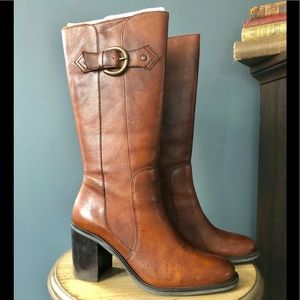 Matisse Leather Tall Boot